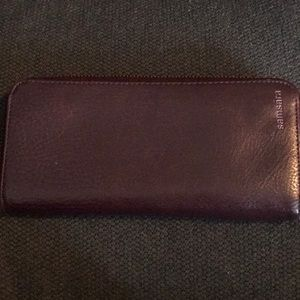 Matt & Nat Samsara vegan wallet.